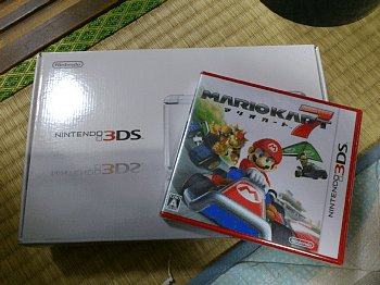 ニンテンドー3DS&マリオカート7