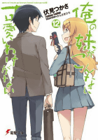 Amazon.co.jp: 俺の妹がこんなに可愛いわけがない (12) (電撃文庫): 伏見つかさ, かんざきひろ: 本