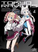 Amazon.co.jp: 東京レイヴンズ 第4巻 (初回限定版) [Blu-ray]: 金崎貴臣: DVD