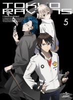 Amazon.co.jp: 東京レイヴンズ 第5巻 (初回限定版) [Blu-ray]: 金崎貴臣: DVD