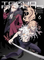 Amazon.co.jp: 東京レイヴンズ 第6巻 (初回限定版) [Blu-ray]: 金崎貴臣: DVD